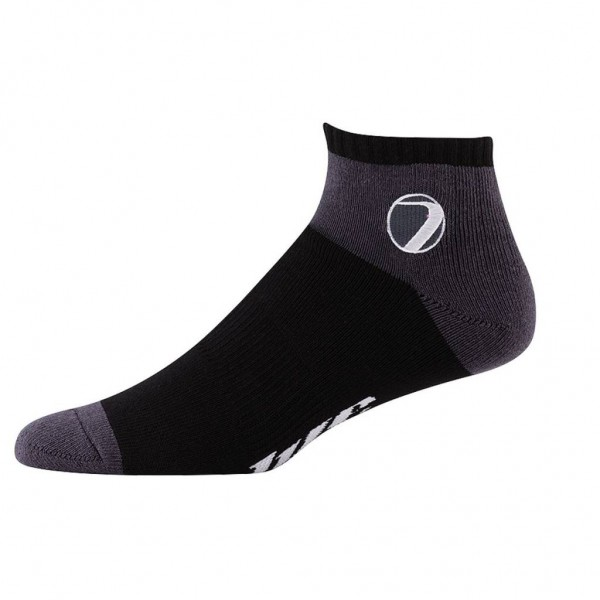 SOCKS LOW CUT Black