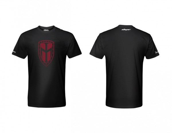 IRONMEN SHIELD Black