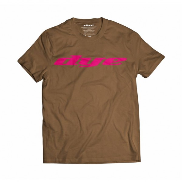 LOGO Brown Pink