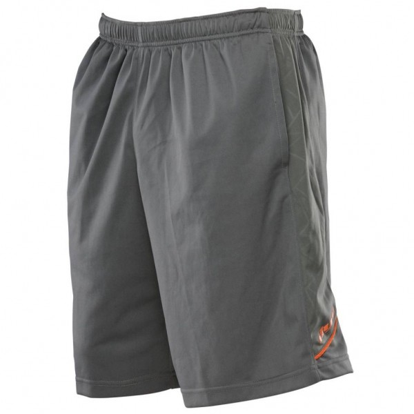 ARENA SHORTS Gray/Orange