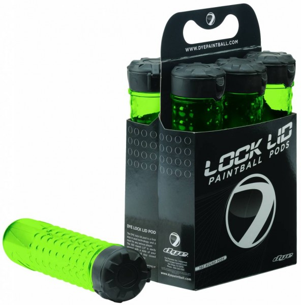 LOCK LID PODS Lime
